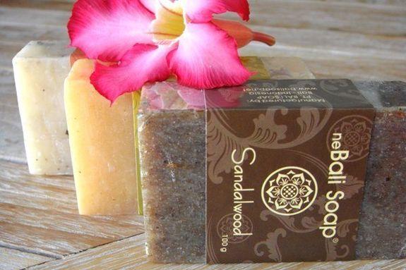 Натуральное мыло тунис