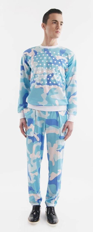 Модная Камуфляжная Одежда
