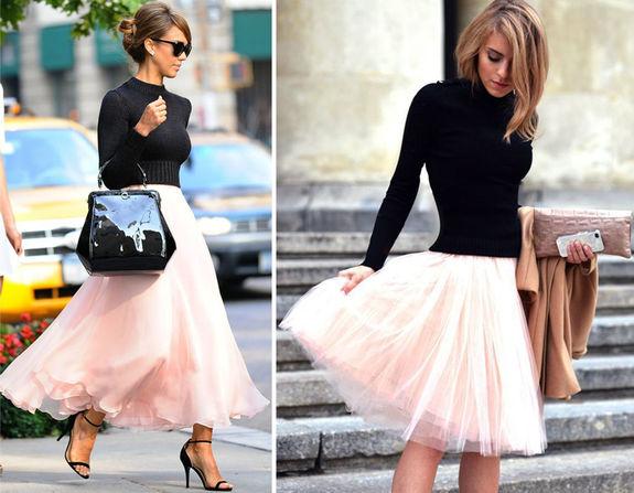 Купить тюлевую юбку для девочки