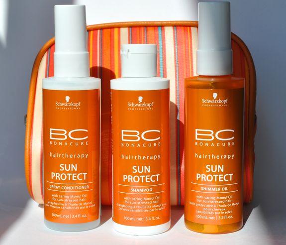 Солнцезащитный набор для волос