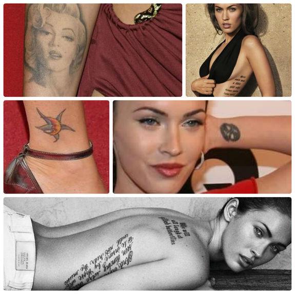 для татуировки популярные русских знаменитостей тебе расскажу куда