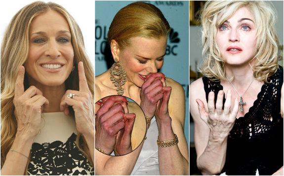 Как сделать так чтобы руки не были сухими
