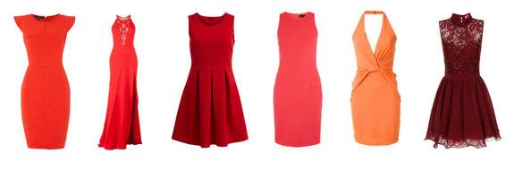 Как вернуть яркость красному платью