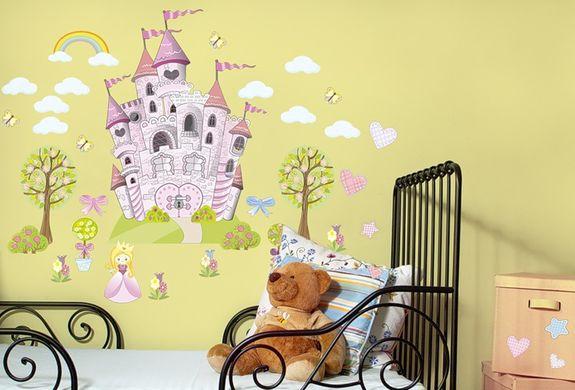 Рисунки на стенах в детских своими руками