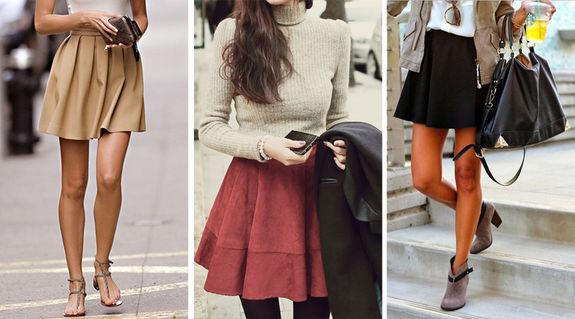 Скейтерские юбки