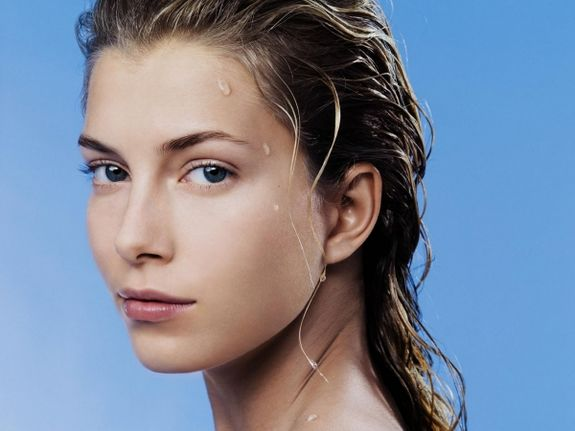 Фото красивого женского носа