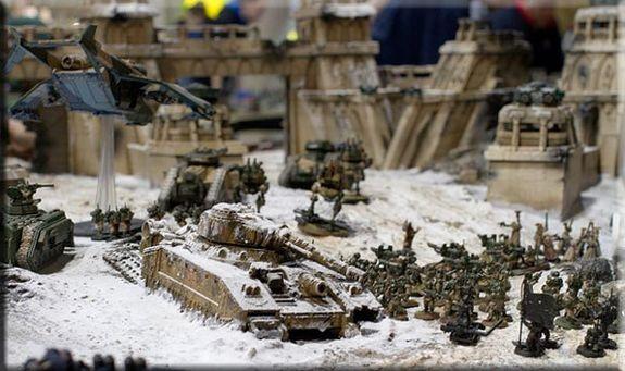 Игры В Солдатики