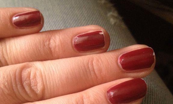 Сколько держится гель лак на ногтях отзывы
