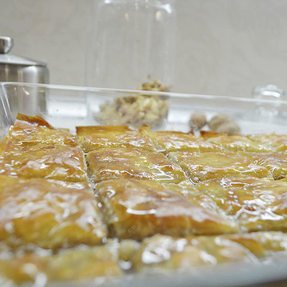 Турецкая пахлава: 6 рецептов