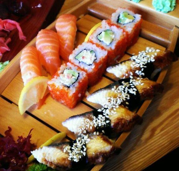 Роллы краснодар суши весла