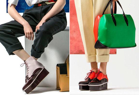 Модные туфли осень 2017 фото женские фото