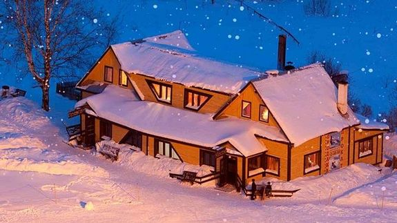 Отдых в пермском крае на новый год