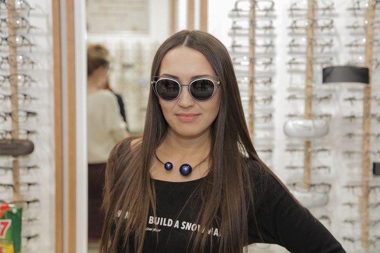 Дама с широким очком фото 108-391