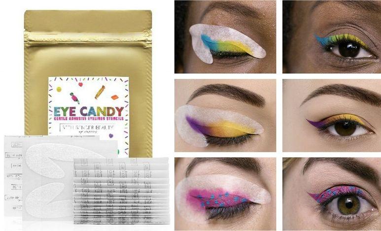 Набор трафаретов для макияжа глаз эйвон отзывы