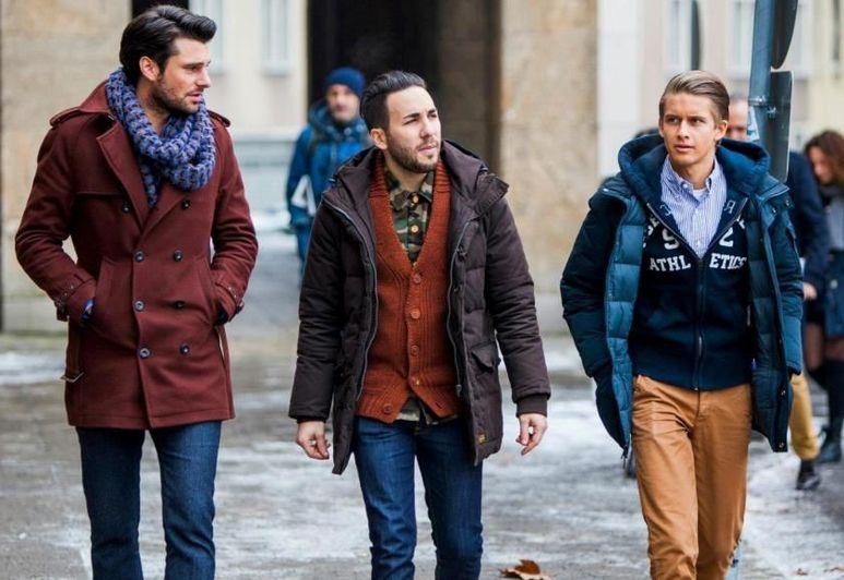 Миллера также стильно одеваться зимой мужчине сайтах брокеров