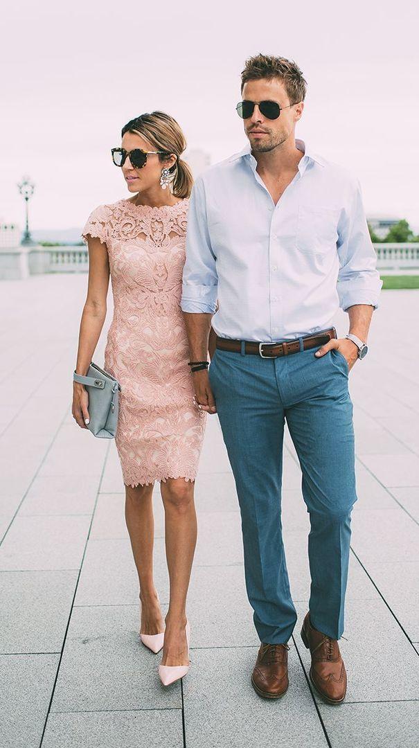 На свадьбу в джинсах и рубашке