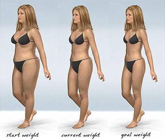 как составить программу питания для похудения калькулятор