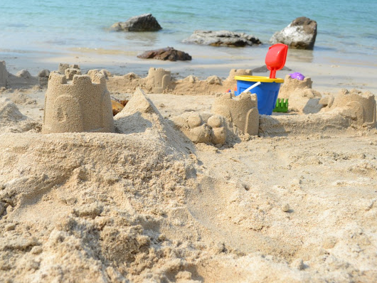 замок на песке-тя2